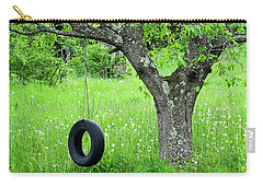 Backyard Spring Swing Carry-all Pouch