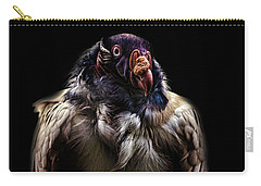 Bad Birdy Carry-all Pouch by Martin Newman