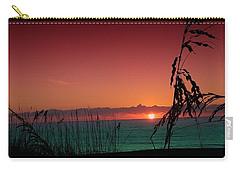 Bad East Coast Sunrise  Carry-all Pouch