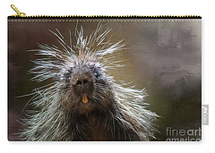 Bad Hairday Carry-all Pouch