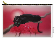 Bad Leopard   Carry-all Pouch