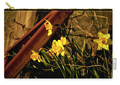 Carry-all Pouch featuring the photograph Bad Situation by Albert Seger