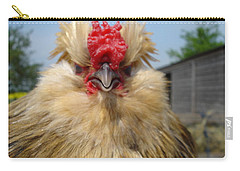 Bad Tempered Bearded Bantam Carry-all Pouch