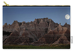 Badlands Moon Rising Carry-all Pouch