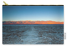 Badwater  Carry-all Pouch by Catherine Lau