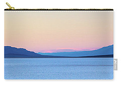 Badwater - Death Valley Carry-all Pouch by Peter Tellone