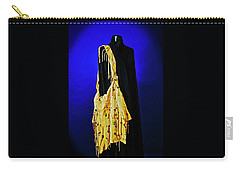 Carry-all Pouch featuring the photograph Bag Lady by Elf Evans