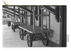 Baggage Carts Bw Carry-all Pouch