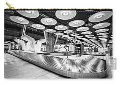Baggage Reclaim Madrid Airport Carry-all Pouch