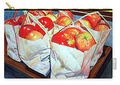 Bags Of Apples Carry-all Pouch