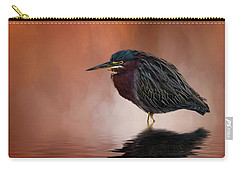 Bah, Humbug Carry-all Pouch by Cyndy Doty