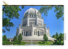 Bahai Temple In Wilmette Il Carry-all Pouch