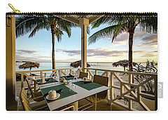 Bahamas Breakfast Spot Carry-all Pouch