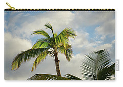 Bahamas Palm Trees Carry-all Pouch