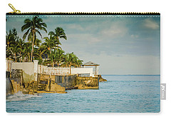 Bahamas Tropical Coast Carry-all Pouch