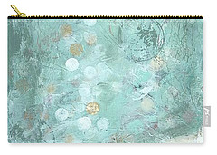 Bahamian Rapture I Carry-all Pouch by Kristen Abrahamson