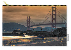 Baker Beach Golden Gate Carry-all Pouch