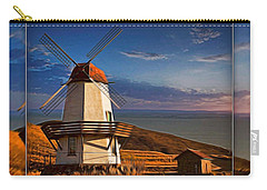 Baker City Windmill_1a Carry-all Pouch