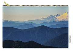Baker From Pilchuck Carry-all Pouch