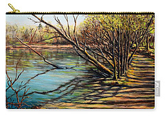 Bakers Pond Ipswich Ma Carry-all Pouch