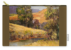 Bakesfield Creek Afternoon Carry-all Pouch