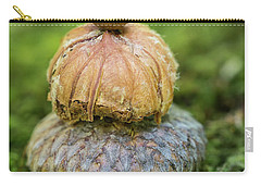 Carry-all Pouch featuring the photograph Balance With Nature by Dale Kincaid