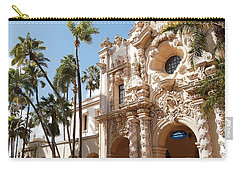 Balboa Park Architecture Beauty Carry-all Pouch