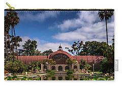 Balboa Park Carry-all Pouch by Martina Thompson