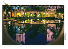 Balboa Park Reflections  Carry-all Pouch