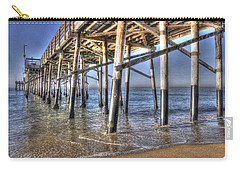 Balboa Pier Pylons Carry-all Pouch