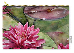 Balboa Water Lilies Carry-all Pouch