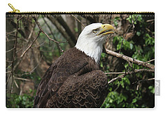 Bald Eagle #7 Carry-all Pouch