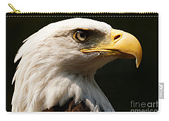 Bald Eagle Delight Carry-all Pouch