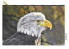 Bald Eagle Digital Carry-all Pouch