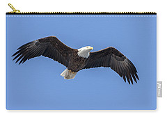 Bald Eagle Flight 1 Carry-all Pouch