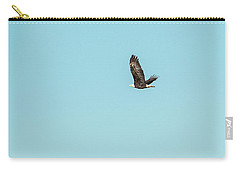 Bald Eagle Flying Carry-all Pouch