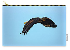 Bald Eagle Horizons Carry-all Pouch