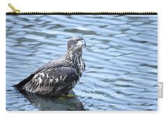 Bald Eagle Juvenile Carry-all Pouch