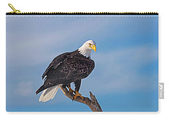 Bald Eagle Majesty Carry-all Pouch