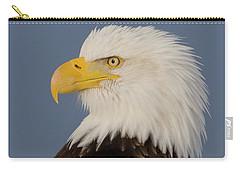 Bald Eagle Portrait Carry-all Pouch