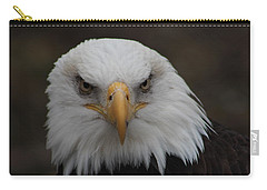 Bald Eagle Stare  Carry-all Pouch