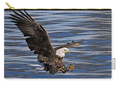 Bald Eagle Strike Carry-all Pouch