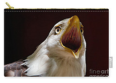 Bald Eagle - The Great Call Carry-all Pouch