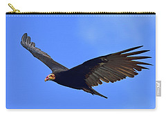 Bald Is Beautiful Carry-all Pouch by Tony Beck