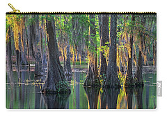Baldcypress Trees, Louisiana Carry-all Pouch