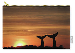Baleines Terrestres Des Montagnes Vertes - One Carry-all Pouch