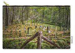 Bales Cemetery Carry-all Pouch