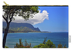 Bali Hai Hawaii Carry-all Pouch