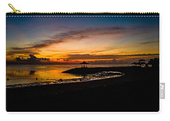 Bali Sunrise I Carry-all Pouch by M G Whittingham