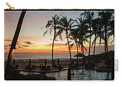 Bali Sunset Carry-all Pouch